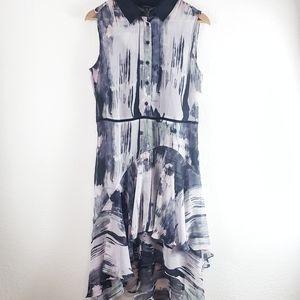 Simply Vera Wang Sleeveless Button Down Dress
